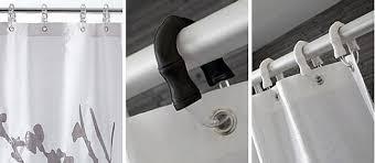 Designer Shower Curtain Hooks Luxurious Shower Curtains And Designer Shower Curtain Rings