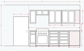 how to plan kitchen cabinets kitchen cabinet build 1 about the planning phase by brohymn62