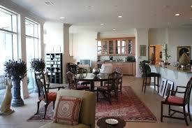 colonial open floor plan kitchen room design good looking schoolhouse lighting in kitchen