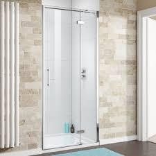 800mm Pivot Shower Door 8mm Premium Easyclean Hinged Shower Door
