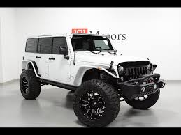 jeep wrangler white 4 door 2016 2015 jeep wrangler unlimited sport for sale in tempe az stock