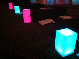 illuminate the room with our lit up end tables led furniture