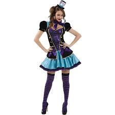 Grown Halloween Costumes Madhatter Halloween Costume Walmart