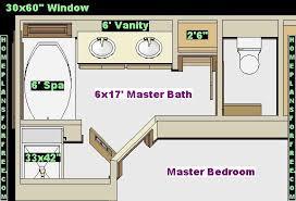bathroom plan ideas index of images bathroom design ideas 6x16 master bath ideas