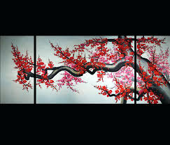 Wall Murals Amazon by Wall Ideas Cherry Blossom Wall Art Stickers Japanese Cherry