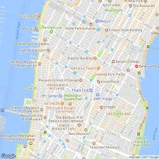 Google Maps Nyc Subway by New York Manhattan Birds Eye View With Google Earth Hq Youtube