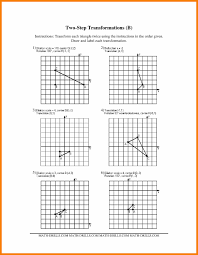 K2 Maths Worksheets Translation Maths Worksheet U0026 Translation Rotation Reflection