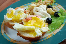 neptune cuisine eggs neptune stock photo image of meal eggs cuisine 48018198