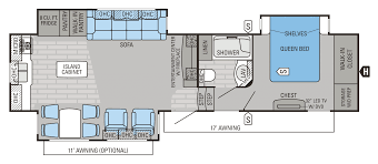 Carriage Rv Floor Plans by 2015 Eagle Premier Floorplans U0026 Prices Jayco Inc