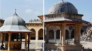 syria before and after before after war ravages syria historical sites al arabiya english