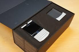porsche design blackberry blackberry p9981 unboxing bold guts in a porsche designed body