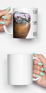 gangster sloth slap some hoes funny mug gifts for him meme