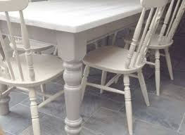 simple beautiful white wash dining room set best 25 distressed