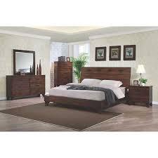 new 5 bedroom set 204 5pcset coaster furniture afw