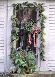 Large Scale Christmas Decorations Ideas by 25 Best Outdoor Christmas Decorations Images On Pinterest