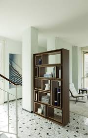 Movable Room Dividers by Furniture White Bookshelves Room Divider Combine With White Chair