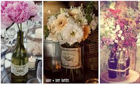 flowers wine piccing in bloom