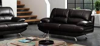 Red Leather 2 Seater Sofa Samara 2 Seater Black Black Leather Sofas Sofas