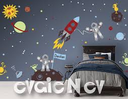 sun moon stars wall decals outer space wall murals ind outer custom flag name outer space wall decals astronauts evgienev outer space wall decor perfect outer space