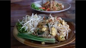 cuisine thaï pour débutants vidéo 037 cuisine thaïlandaise pad facile