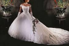 white wedding gowns wedding dresses ebay