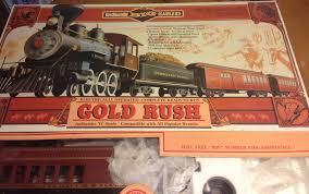 bachmann big haulers gold g scale set 90022 toys n trains