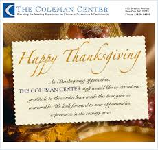 thanksgiving email exle email exles email