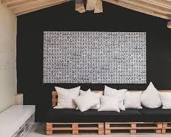 fabriquer canapé fabriquer soi même un canapé ou une banquette en palette salons