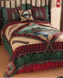 Rustic Bedroom Bedding - rustic bedding cabin bedding u0026 lodge bedding sets