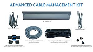 How To Organize Cables On Desk by Imovr Cable Management Kit Review