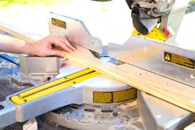 How To Use Table Saw Power Tools For Beginners How To Use A Miter Saw Love U0026 Renovations