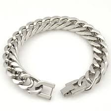 metal mens bracelet images Men 39 s steel bracelet watches of choice jpg