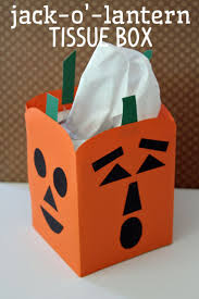 Halloween Crafts Made Out Of Paper by Best 25 Tissue Box Crafts Ideas On Pinterest Tissue Holders