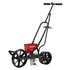 drop spreaders lawn care the home depot