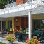 White Vinyl Pergola Kits by White Vinyl Pergola Kits Chc Homes Wall Pergola Kit Schwep