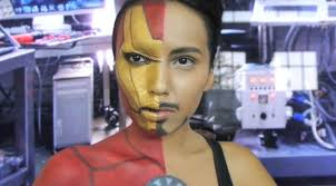 iron man makeup save stylistikay stylistikay makeup artists