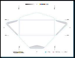 envelope templates printingcenterusa com