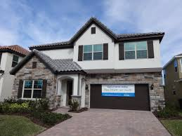 lake preserve by meritage homes montclair model lake nona
