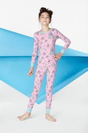 bedhead tween floating kingdom pajama set