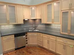 kitchen ideas with maple cabinets light maple cabinets grey floor yahoo image search results
