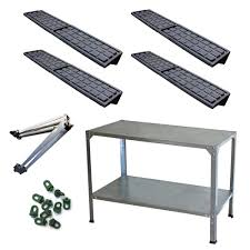 Harmony Greenhouse Palram Greenhouse Accessory Bundle 702440 The Home Depot