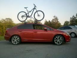 honda accord coupe bike rack honda and bike
