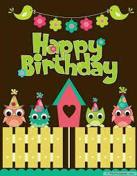Happy Birthday Owl Meme - 202 best happy birthday images on pinterest birthday memes