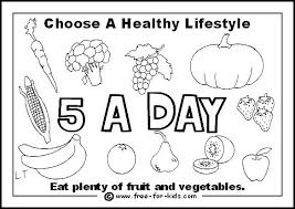healthy food coloring pages preschool healthy food coloring page free health eating coloring pages food