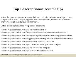 resume objective medical receptionist sample resume for receptionist resume sample resume receptionist