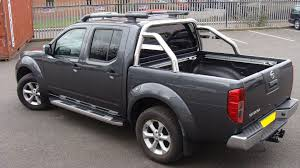 nissan navara 2009 nissan navara d40 stainless steel roll bar direct 4x4