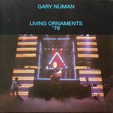 gary numan living ornaments 79 cd album at discogs