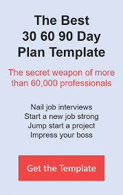 the best 30 60 90 day plan and how to use it u2014 brendan reid