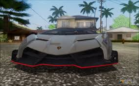 Lamborghini Veneno Dashboard - nfs rivals lamborghini veneno for gta san andreas