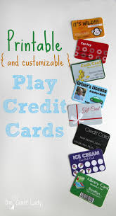 free credit card template credit card and drivers license templates to create play credit cards make a play wallet with customized